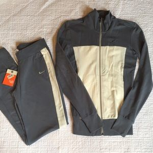 NWT NIKE track suit